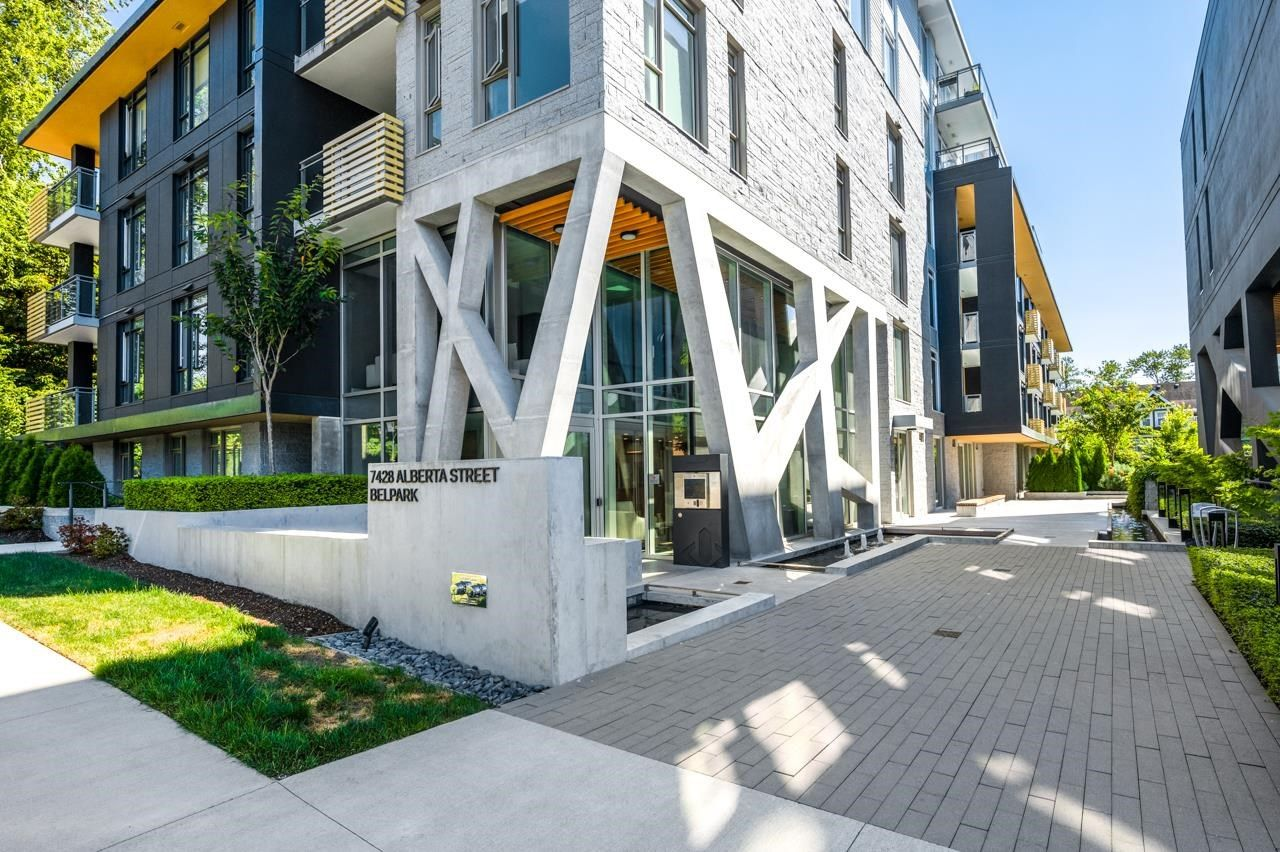 Main Photo: 201 7428 ALBERTA Street in Vancouver: South Cambie Condo for sale (Vancouver West)  : MLS®# R2604504