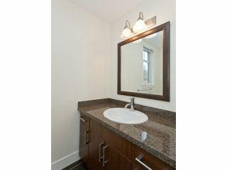 """Photo 8: 6 19551 66TH Avenue in Surrey: Clayton Townhouse for sale in """"Manhattan Skye"""" (Cloverdale)  : MLS®# F1307026"""