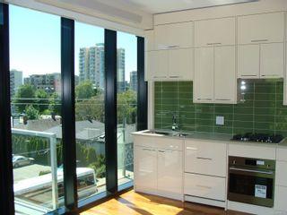 Photo 4: 310 1411 Cook St in : Vi Downtown Condo for sale (Victoria)  : MLS®# 878305