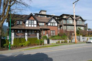 Photo 1: 302 116 W 23RD STREET in North Vancouver: Central Lonsdale Condo for sale : MLS®# R2033656