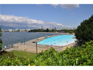 Photo 14: 2585 CORNWALL AV in Vancouver: Kitsilano Condo for sale (Vancouver West)  : MLS®# V1104415