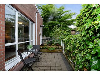 "Photo 13: 101 789 W 16TH Avenue in Vancouver: Fairview VW Condo for sale in ""CAMBIE VILLAGE"" (Vancouver West)  : MLS®# V1071791"