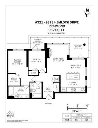 Photo 10: 321 9373 HEMLOCK Drive in Richmond: McLennan North Condo for sale : MLS®# R2292444