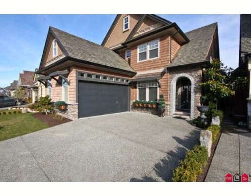 """Main Photo: 3430 ROSEMARY HEIGHTS in Surrey: Morgan Creek House for sale in """"ROSEMARY HEIGHTS"""" (South Surrey White Rock)  : MLS®# F2903501"""