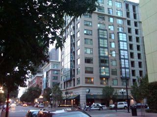 Photo 1: DOWNTOWN Condo for sale : 2 bedrooms : 530 K #715 in San Diego