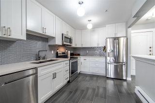 "Photo 2: 408 1655 GRANT Avenue in Port Coquitlam: Glenwood PQ Condo for sale in ""THE BENTON"" : MLS®# R2364021"