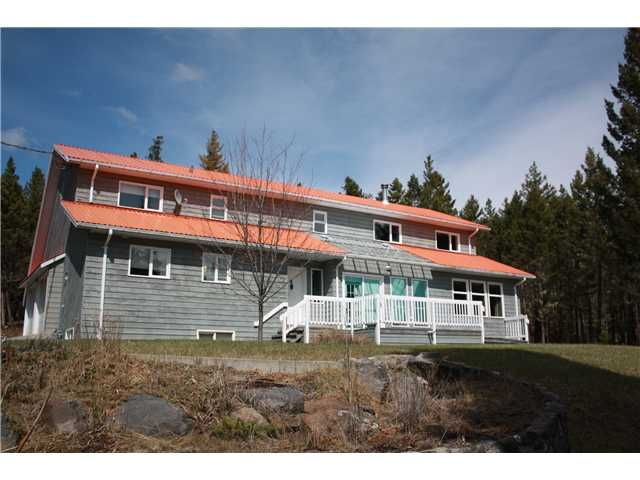 Main Photo: 482 MURRE Road in Williams Lake: Williams Lake - Rural North House for sale (Williams Lake (Zone 27))  : MLS®# N217940
