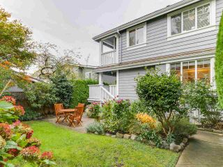 """Photo 2: 786 W 69TH Avenue in Vancouver: Marpole Townhouse for sale in """"MARPOLE"""" (Vancouver West)  : MLS®# R2118968"""