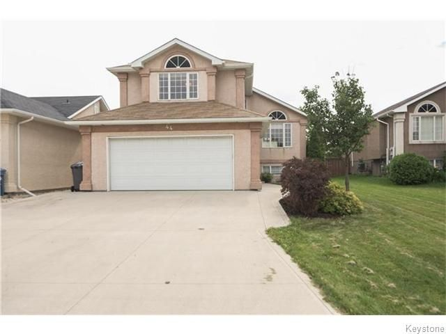 Main Photo: 44 George Lawrence Bay in Winnipeg: Transcona Residential for sale (3K)  : MLS®# 1621384
