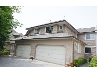 """Photo 1: 63 2615 FORTRESS Drive in Port Coquitlam: Citadel PQ Townhouse for sale in """"ORCHARD HILL"""" : MLS®# V1070178"""