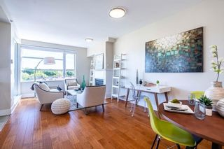 """Photo 8: 613 2655 CRANBERRY Drive in Vancouver: Kitsilano Condo for sale in """"NEW YORKER"""" (Vancouver West)  : MLS®# R2581568"""
