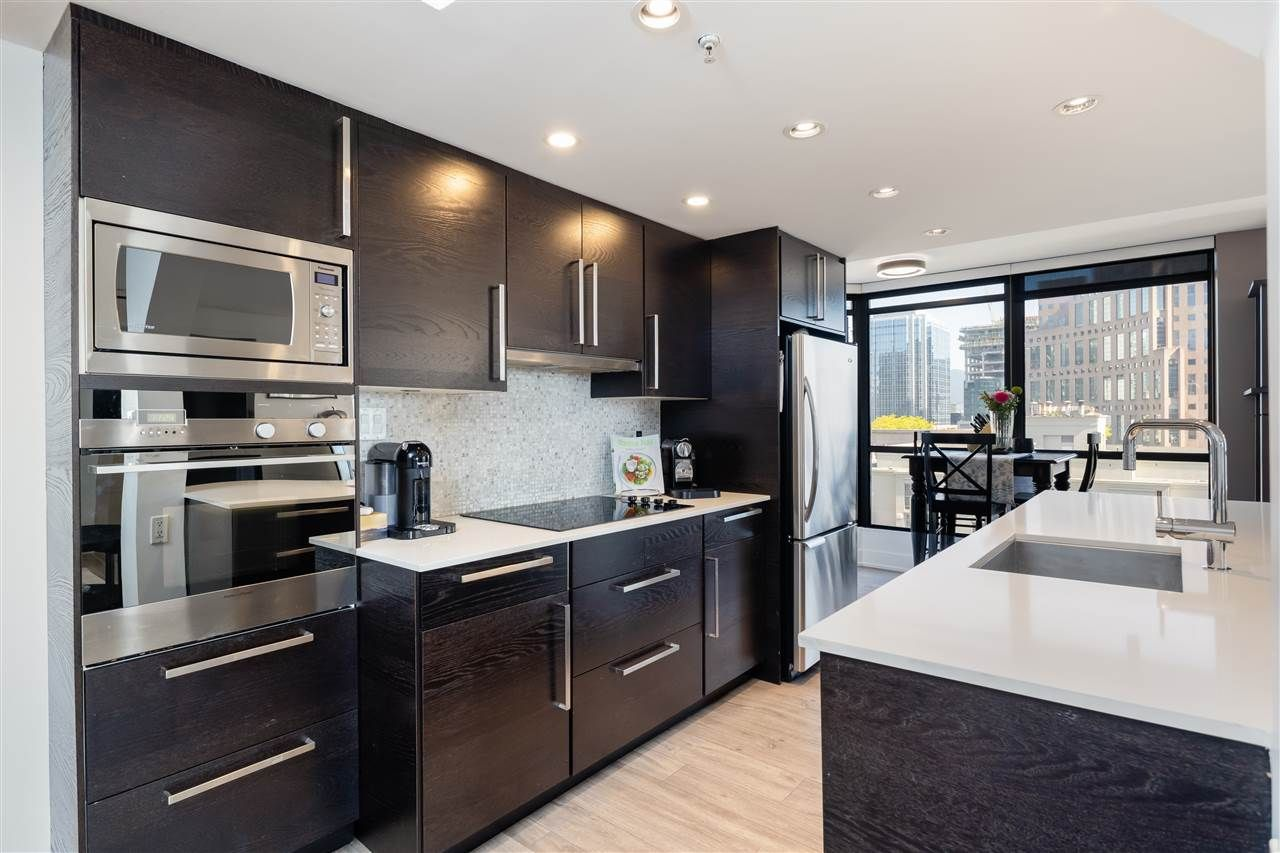 """Photo 8: Photos: 2101 867 HAMILTON Street in Vancouver: Downtown VW Condo for sale in """"Jardine's Lookout"""" (Vancouver West)  : MLS®# R2569511"""