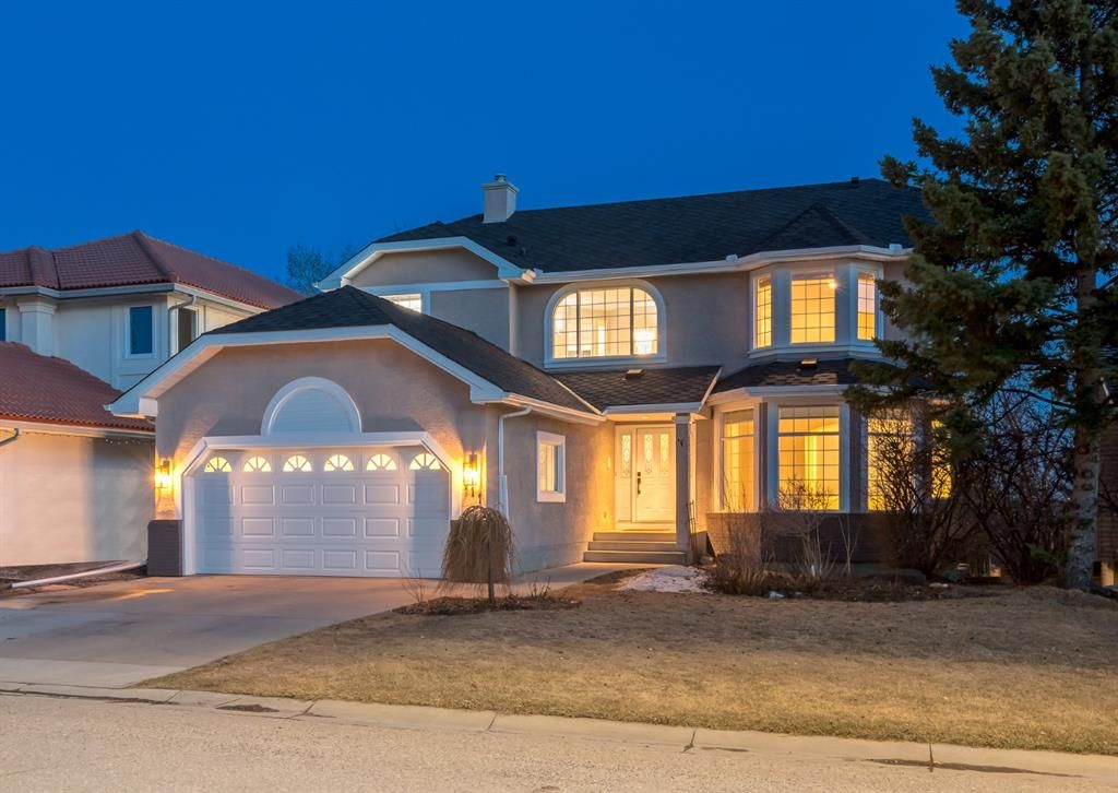 Main Photo: 711 HAWKSIDE Mews NW in Calgary: Hawkwood Detached for sale : MLS®# A1092021