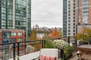 Photo 30: 502 1275 HAMILTON STREET in Vancouver: Yaletown Condo for sale (Vancouver West)  : MLS®# R2510558