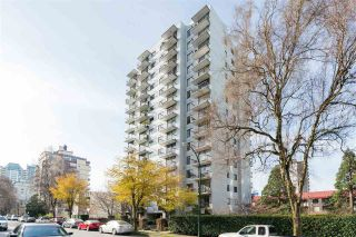 "Photo 3: 705 1146 HARWOOD Street in Vancouver: West End VW Condo for sale in ""LAMPLIGHTER"" (Vancouver West)  : MLS®# R2563566"