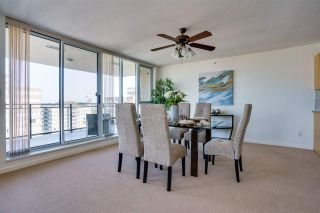 """Photo 10: 1703 720 HAMILTON Avenue in New Westminster: Uptown NW Condo for sale in """"Generations"""" : MLS®# R2447209"""