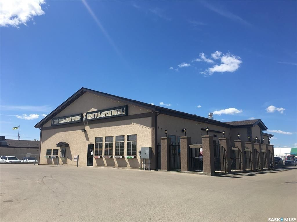 Main Photo: 1425 6th Avenue East in Prince Albert: Midtown Commercial for sale : MLS®# SK859223