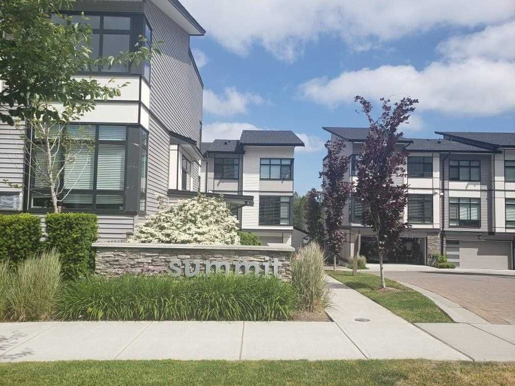 """Main Photo: 25 14057 60A Avenue in Surrey: Sullivan Station Townhouse for sale in """"Summit"""" : MLS®# R2583754"""