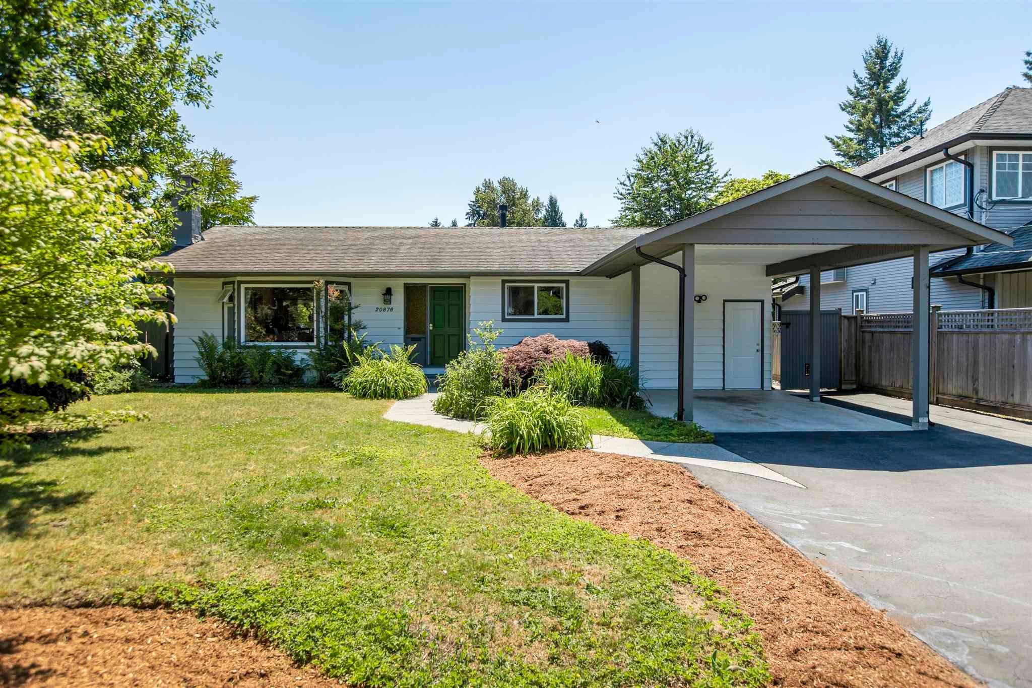 Main Photo: 20878 CAMWOOD Avenue in Maple Ridge: Southwest Maple Ridge House for sale : MLS®# R2597329