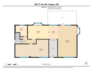 Photo 42: 826 17 Avenue SE in Calgary: Ramsay Detached for sale : MLS®# A1104320