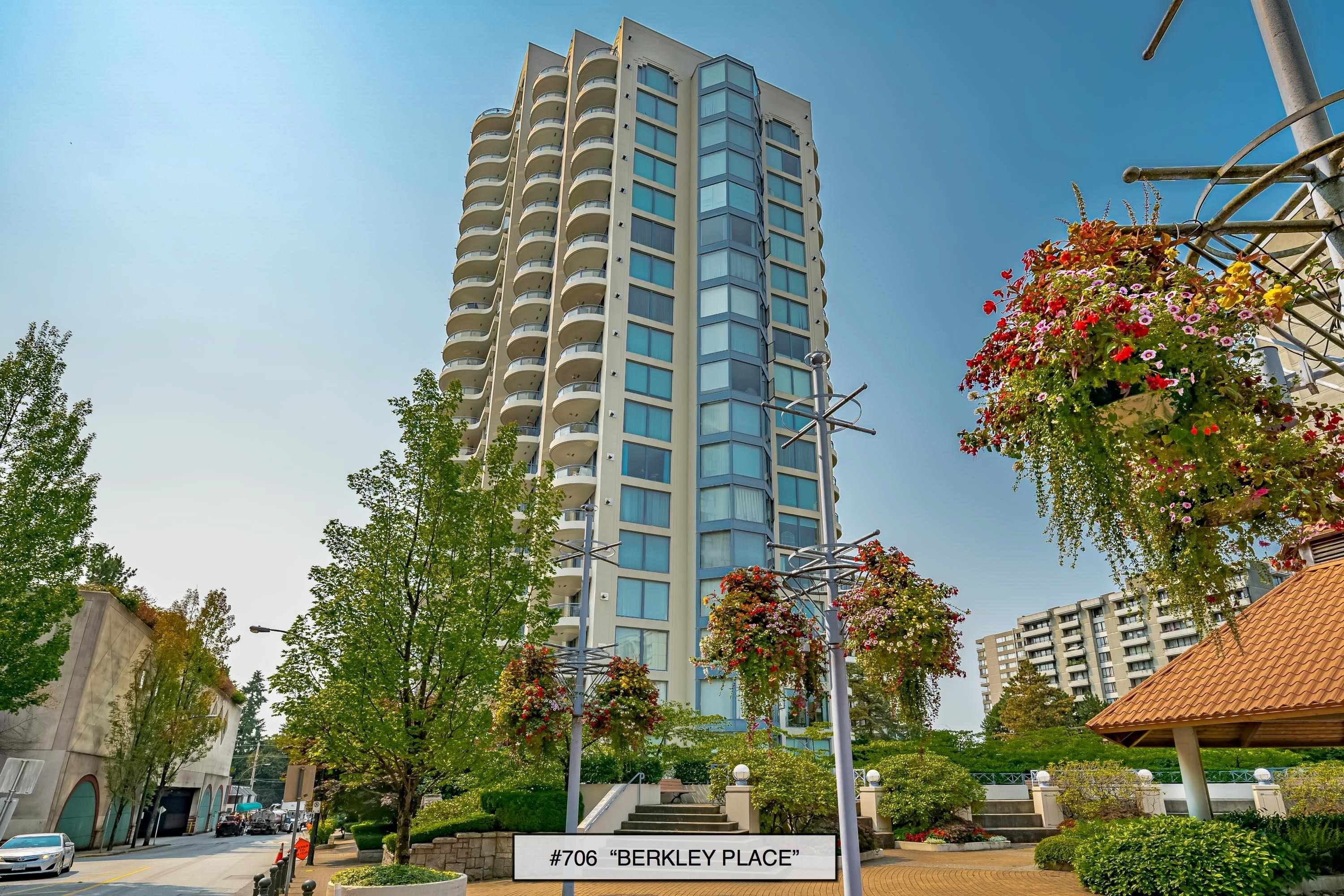 Main Photo: 706 739 PRINCESS STREET in New Westminster: Uptown NW Condo for sale : MLS®# R2609969