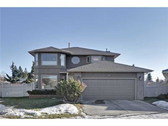 Main Photo: 317 DIAMOND Bay SE in Calgary: Diamond Cove Residential Detached Single Family for sale : MLS®# C3650919