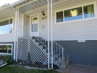 Photo 3: 2677 THOMPSON DRIVE in : Valleyview House for sale (Kamloops)  : MLS®# 127618