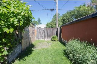 Photo 19: 49 Morley Avenue in Winnipeg: Riverview Residential for sale (1A)  : MLS®# 1720494