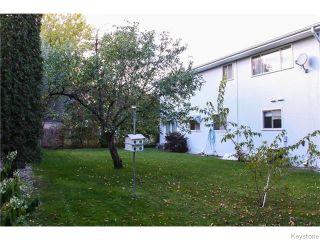 Photo 20: 14 Birkenhead Avenue in Winnipeg: Tuxedo Residential for sale (1E)  : MLS®# 1626083