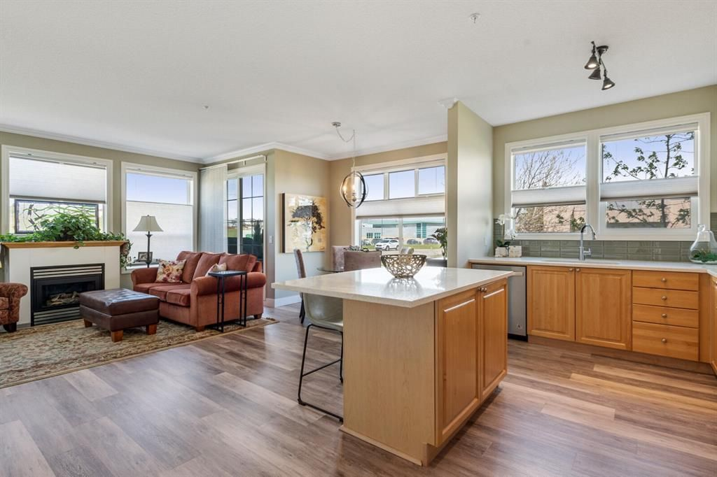 Main Photo: 1212 1010 Arbour Lake Road NW in Calgary: Arbour Lake Apartment for sale : MLS®# A1114000