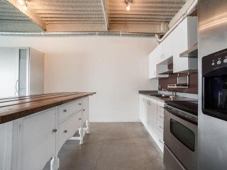"""Photo 6: 317 237 E 4TH Avenue in Vancouver: Mount Pleasant VE Condo for sale in """"ARTWORKS"""" (Vancouver East)  : MLS®# V1143418"""