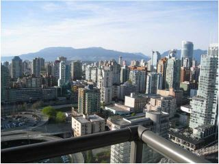 """Photo 2: 3007 501 PACIFIC Street in Vancouver: Downtown VW Condo for sale in """"THE 501"""" (Vancouver West)  : MLS®# V823610"""