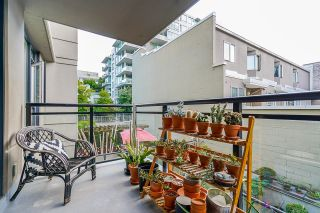 """Photo 17: 304 1650 W 7TH Avenue in Vancouver: Fairview VW Condo for sale in """"VIRTU"""" (Vancouver West)  : MLS®# R2612218"""