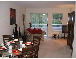 """Photo 2: 408 450 BROMLEY Street in Coquitlam: Coquitlam East Condo for sale in """"BROMLEY MANOR"""" : MLS®# V745866"""
