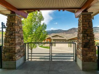 Photo 21: 48 130 COLEBROOK ROAD in Kamloops: Tobiano Townhouse for sale : MLS®# 162166