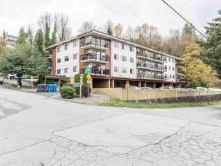 """Main Photo: 108 195 MARY Street in Port Moody: Port Moody Centre Condo for sale in """"Villa Marquis"""" : MLS®# R2516657"""