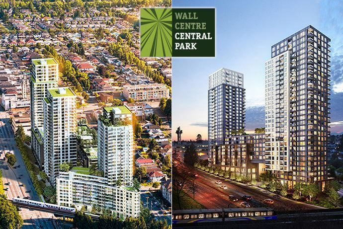 """Main Photo: 2005 5515 BOUNDARY Road in Vancouver: Collingwood VE Condo for sale in """"WALL CENTRE"""" (Vancouver East)  : MLS®# R2168373"""