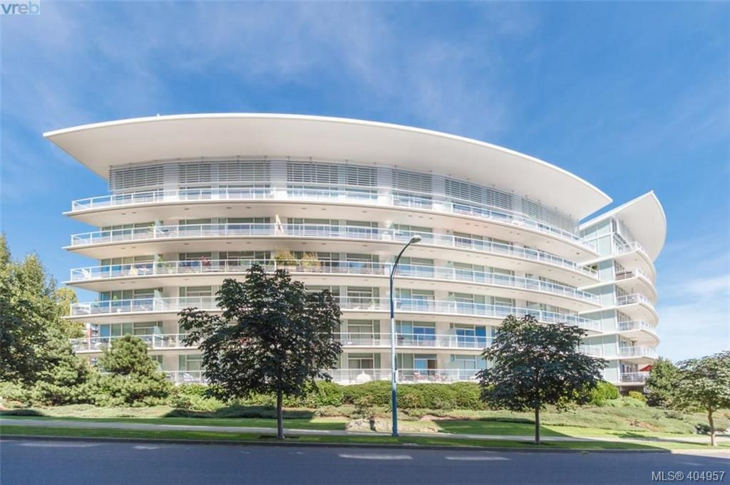 Main Photo: 306 68 Songhees Rd in VICTORIA: VW Songhees Condo for sale (Victoria West)  : MLS®# 804691