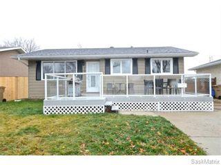 Photo 1: 195 MARKWELL Drive in Regina: Sherwood Estates Single Family Dwelling for sale (Regina Area 01)  : MLS®# 554302