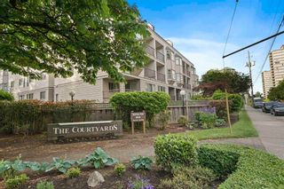 """Photo 23: 310 737 HAMILTON Street in New Westminster: Uptown NW Condo for sale in """"The Courtyards"""" : MLS®# R2589228"""