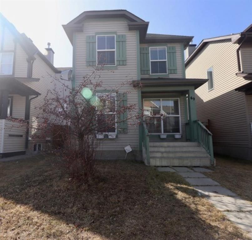 Main Photo: 69 New Brighton Green SE in Calgary: New Brighton Detached for sale : MLS®# A1087632