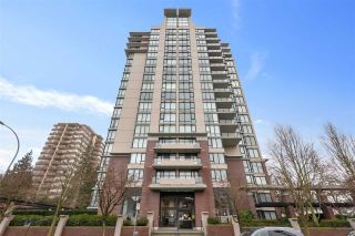 Photo 1: 1103 720 HAMILTON Street in New Westminster: Uptown NW Condo for sale : MLS®# R2537646