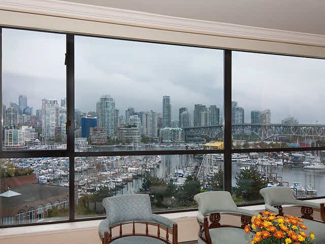 """Photo 18: Photos: 611 1450 PENNYFARTHING Drive in Vancouver: False Creek Condo for sale in """"HARBOUR COVE"""" (Vancouver West)  : MLS®# V1086066"""