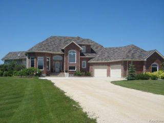 Photo 1: 4392 NOVAK Road in St Clements: East Selkirk / Libau / Garson Residential for sale (Winnipeg area)  : MLS®# 1610912