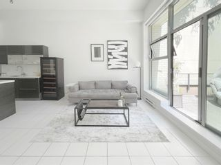 """Photo 4: 101 1252 HORNBY Street in Vancouver: Downtown VW Condo for sale in """"PURE"""" (Vancouver West)  : MLS®# R2604180"""