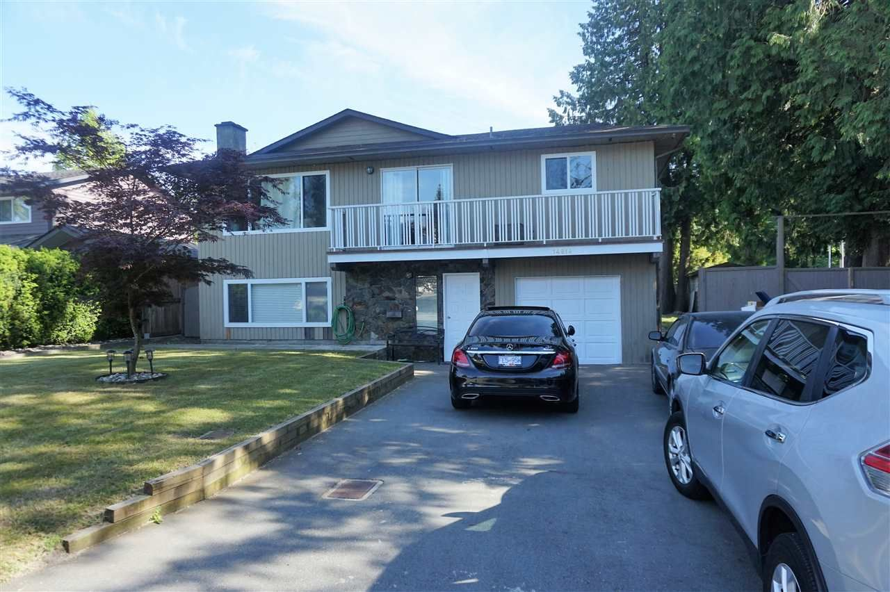 Main Photo: 14814 95A Avenue in Surrey: Fleetwood Tynehead House for sale : MLS®# R2362303