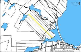 Photo 1: Gabarus Highway in French Road: 210-Marion Bridge Vacant Land for sale (Cape Breton)  : MLS®# 202122989