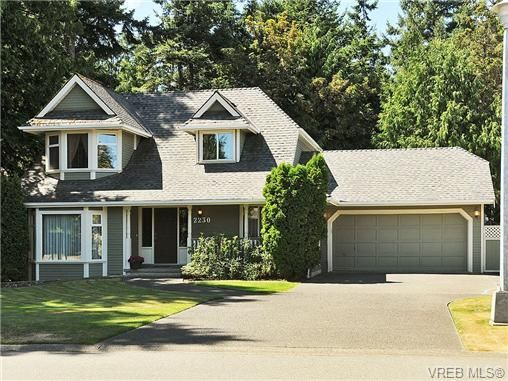 Main Photo: 2230 Cooperidge Dr in SAANICHTON: CS Keating House for sale (Central Saanich)  : MLS®# 658762