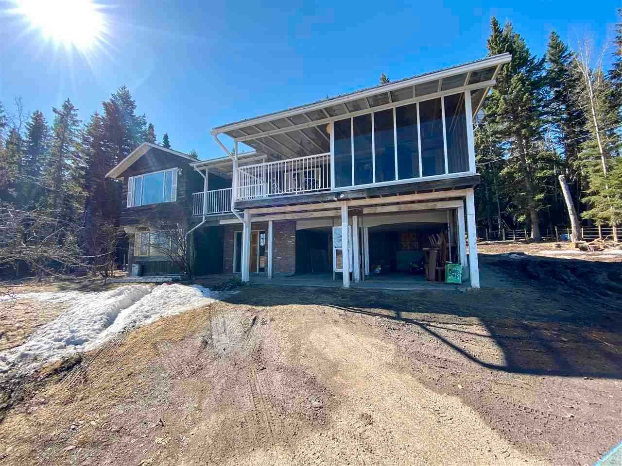 Main Photo: 1830 FOX MOUNTAIN Road in Williams Lake: Williams Lake - Rural North House for sale (Williams Lake (Zone 27))  : MLS®# R2571070