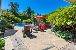 """Photo 35: 3563 MORGAN CREEK Way in Surrey: Morgan Creek House for sale in """"Morgan Creek"""" (South Surrey White Rock)  : MLS®# R2543355"""